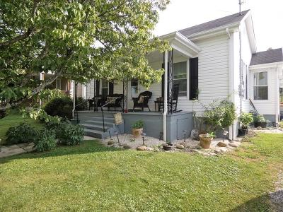Glade Spring Single Family Home For Sale: 214 Kirkwood Street