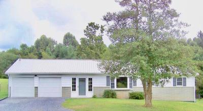 Glade Spring Single Family Home Active Contingency: 145 S Monte Vista Dr.