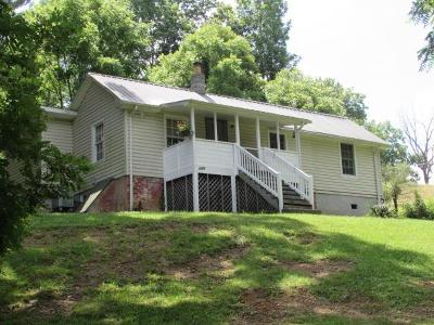 Wytheville Single Family Home For Sale: 1502 Grayson Turnpike