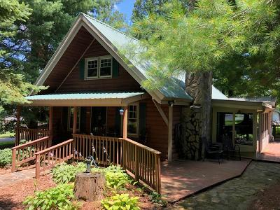 Carroll County, Grayson County Single Family Home For Sale: 143 Alpine Crest Rd