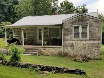 Saltville Single Family Home For Sale: 183 Cove Street