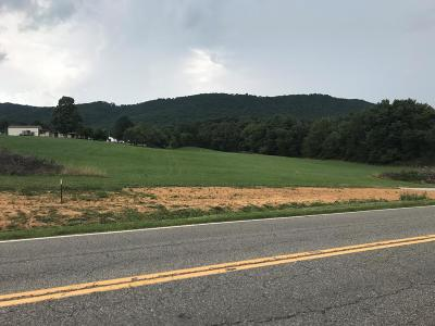 Max Meadows Residential Lots & Land For Sale: Tbd E Lee Highway