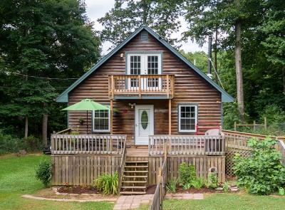 Bristol Single Family Home For Sale: 23292 Mabe Hill Rd