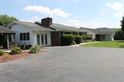 Abingdon VA Single Family Home For Sale: $279,900