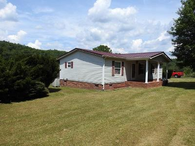 Carroll County, Grayson County Manufactured Home For Sale: 3190 Brush Creek Rd.