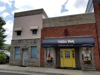 Galax Commercial For Sale: 110 -112 W Oldtown St