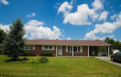 Glade Spring Single Family Home Active Contingency: 33434 Croweville Drive