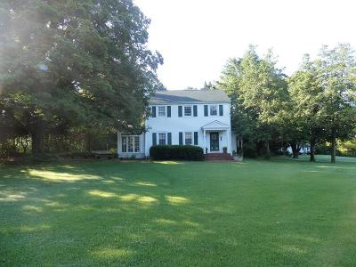Bristol Single Family Home For Sale: 1801 Lee Highway