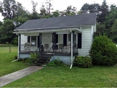 Saltville Single Family Home For Sale: 138 Perryville Road