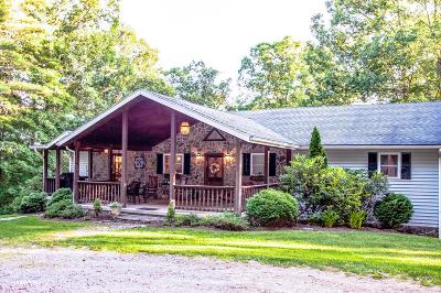 Grayson County Single Family Home For Sale: 1697 Grinders Mill Road