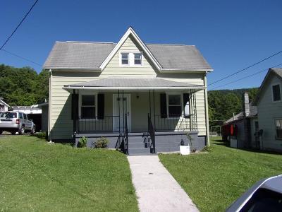 Saltville Single Family Home For Sale: 805 Main Street