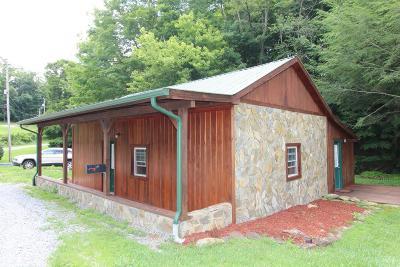 Single Family Home Active Contingency: 126 Flatridge Rd