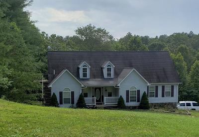 Carroll County Single Family Home For Sale: 58 Laurel Point Lane