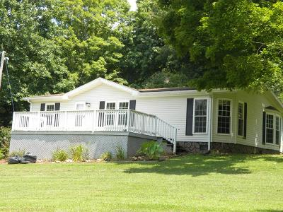 Atkins Manufactured Home For Sale: 172 Old Tannery Road