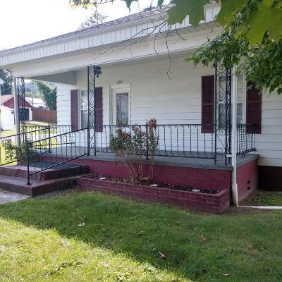 Saltville Single Family Home For Sale: 302 Easy Street