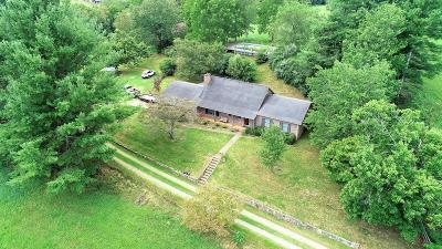 Single Family Home For Sale: 4564 Spring Valley Rd