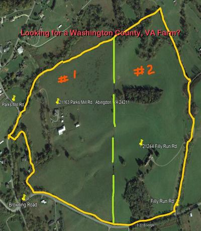Abingdon Residential Lots & Land For Sale: - 21163 & 21244 Parks Mill Rd & Filly Run