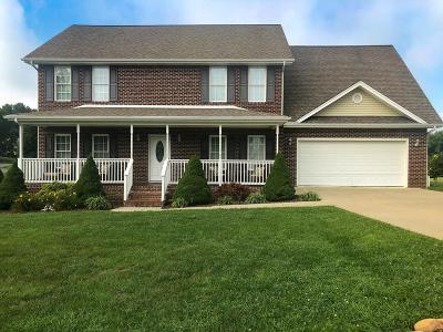 Glade Spring Single Family Home For Sale: 33469 Spring Hill Drive