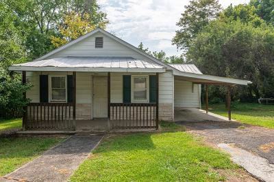 Bristol Single Family Home For Sale: 113 Booher Ln