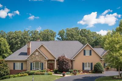 Bristol Single Family Home For Sale: 14570 Highlands Trail