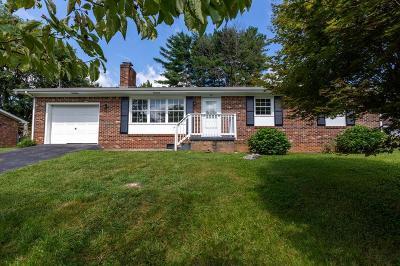 Bristol Single Family Home For Sale: 21 Longdale Rd