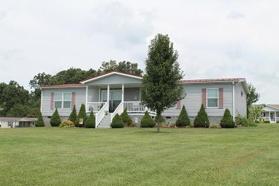 Rural Retreat Manufactured Home For Sale: 166 Indian Circle