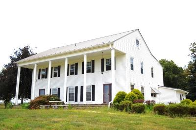 Wythe County Single Family Home For Sale: 4160 Ivanhoe Road