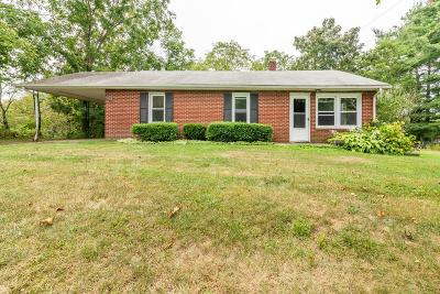 Marion Single Family Home For Sale: 162 Laurel Springs Road