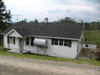 Grayson County Single Family Home For Sale: 64 Chestnut Lane