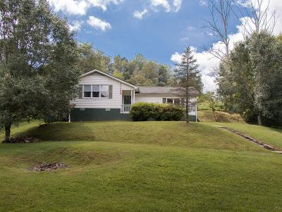 Bristol Single Family Home For Sale: 7390 Slaughter Road