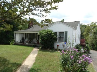Hillsville VA Single Family Home For Sale: $87,500