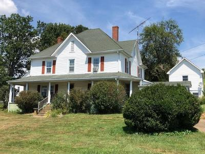 Galax VA Single Family Home Active Contingency: $139,500