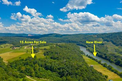Max Meadows Residential Lots & Land For Sale: 15 Acres Old Cabin Road