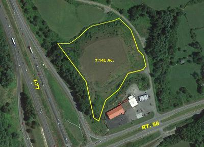 Hillsville VA Residential Lots & Land For Sale: $550,000