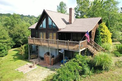 Carroll County Single Family Home For Sale: 135 Autumn Point Trail