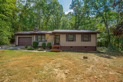 Wytheville Single Family Home For Sale: 122 Deer Trail