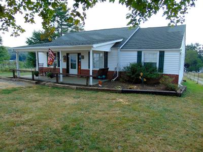 Hillsville VA Single Family Home For Sale: $139,900