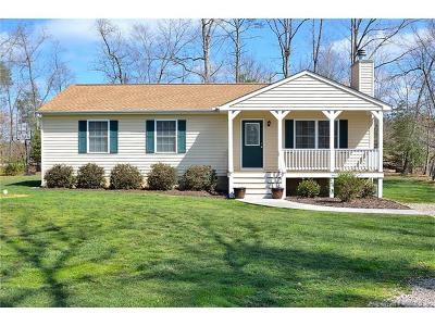 Single Family Home Sold: 6071 Golden Wheel Road