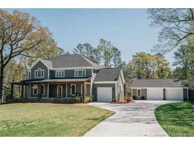 Toano Single Family Home Sold: 8741 Richmond Road