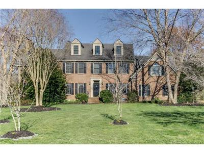 York County Single Family Home Sold: 109 Cinquapin Orchard