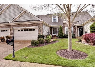 Colonial Heritage, The Settlement At Powhatan Creek, Villas At Five Forks Condo/Townhouse Sold: 4728 Presidents Court