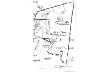 Residential Lots & Land For Sale: 00 Greenwood Boulevard
