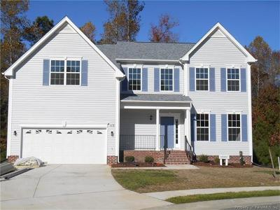 Yorktown Single Family Home For Sale: 113 Crossing Waters Way