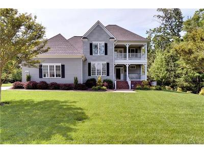 York County Single Family Home Sold: 201 Marks Pond Way