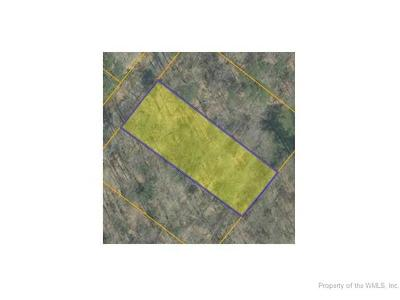 Williamsburg, Toano, Norge, Providence Forge Residential Lots & Land Sold: 5007 Holly Lane