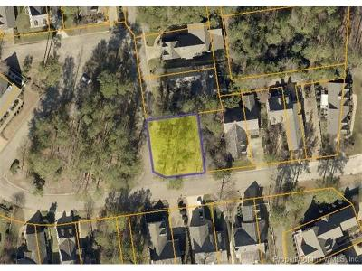 Williamsburg, Toano, Norge, Providence Forge Residential Lots & Land Sold: 106 Hollinwell