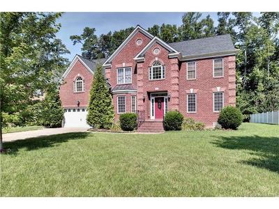 Yorktown Single Family Home Sold: 110 Manhoac Run