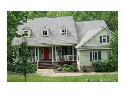 Holly Hills, Yorkshire Single Family Home For Sale: 126 Yorkshire Drive