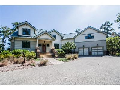 Single Family Home For Sale: 812 Ship Point Rd