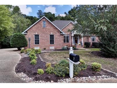 Greensprings West Single Family Home For Sale: 4000 Windsor Ridge